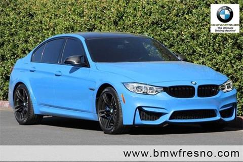 2017 BMW M3 for sale in Fresno, CA