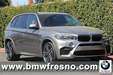 2017 BMW X5 M for sale in Fresno, CA