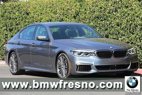 2018 BMW 5 Series for sale in Fresno, CA