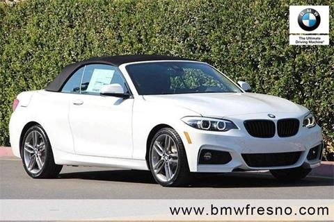 2018 BMW 2 Series for sale in Fresno, CA