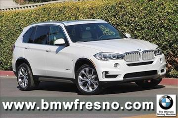 2017 BMW X5 for sale in Fresno, CA