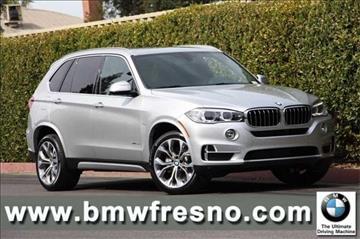 2017 BMW X5 for sale in Fresno, CA
