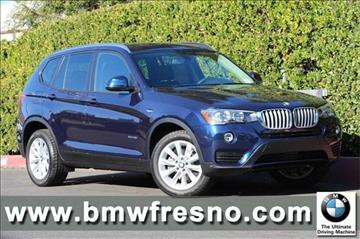 2017 BMW X3 for sale in Fresno, CA