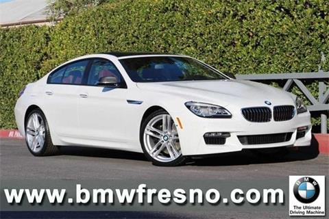 2017 BMW 6 Series for sale in Fresno, CA