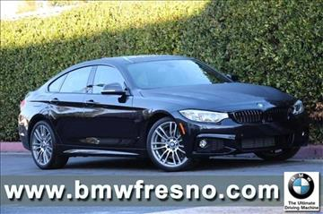 2017 BMW 4 Series for sale in Fresno, CA