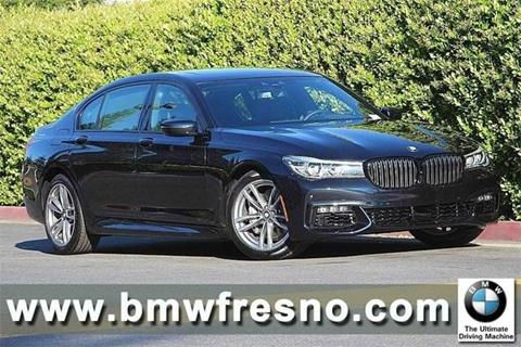 2017 BMW 7 Series for sale in Fresno, CA