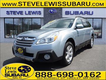2013 Subaru Outback for sale in Hadley, MA