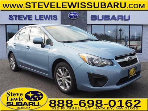 2012 Subaru Impreza for sale in Hadley, MA