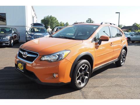 2015 Subaru XV Crosstrek for sale in Hadley, MA