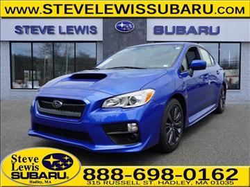 2017 Subaru WRX for sale in Hadley, MA