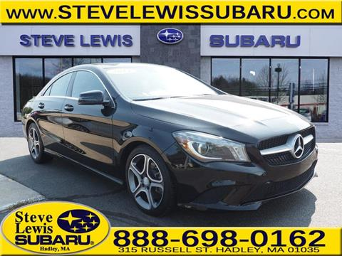 2014 Mercedes-Benz CLA for sale in Hadley MA