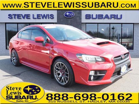 2015 Subaru WRX for sale in Hadley, MA