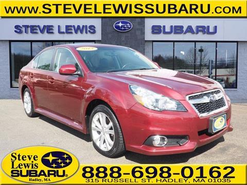 2013 Subaru Legacy for sale in Hadley MA