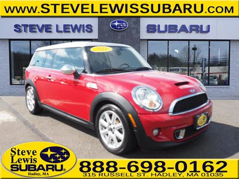 2011 MINI Cooper Clubman for sale in Hadley MA