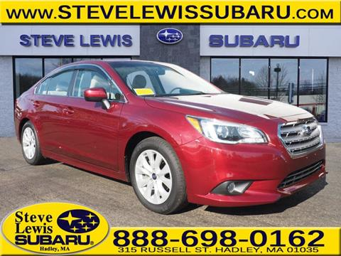 2015 Subaru Legacy for sale in Hadley, MA