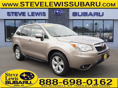 2015 Subaru Forester for sale in Hadley, MA