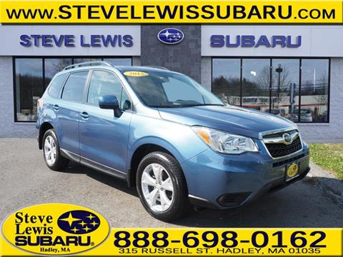 2015 Subaru Forester for sale in Hadley MA