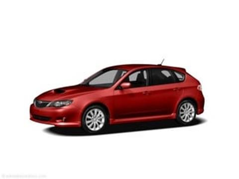 2008 Subaru Impreza for sale in Hadley, MA