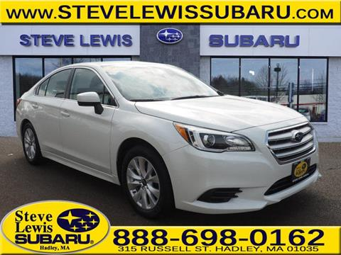 2016 Subaru Legacy for sale in Hadley MA