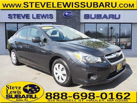 2014 Subaru Impreza for sale in Hadley, MA