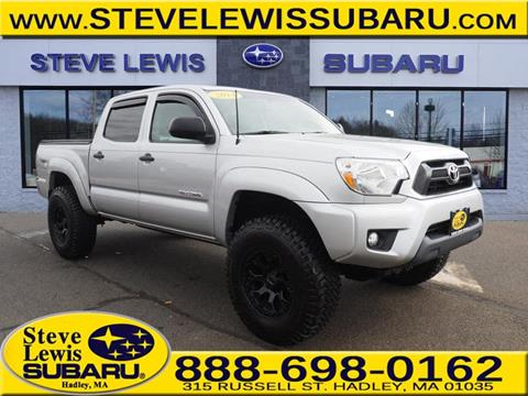 2013 Toyota Tacoma for sale in Hadley, MA