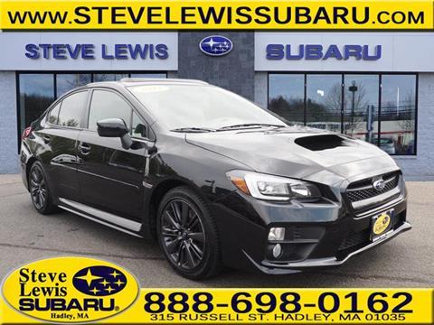 2015 Subaru WRX for sale in Hadley MA