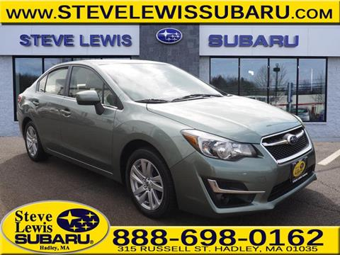 2015 Subaru Impreza for sale in Hadley, MA