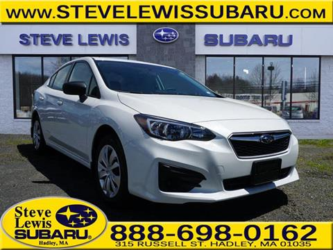 2017 Subaru Impreza for sale in Hadley, MA