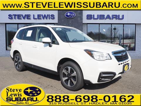 2018 Subaru Forester for sale in Hadley, MA