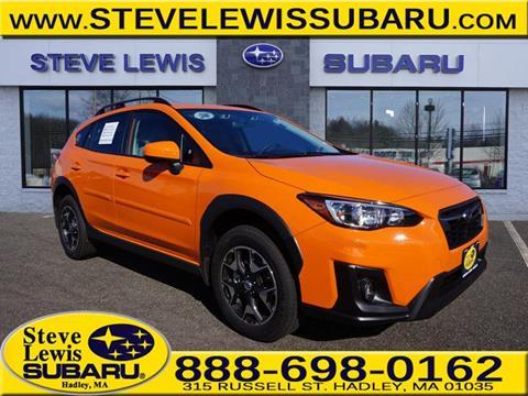 2018 Subaru Crosstrek for sale in Hadley, MA