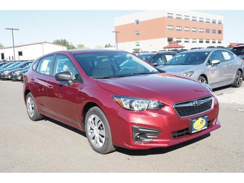 2018 Subaru Impreza for sale in Hadley, MA