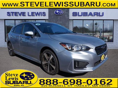 2017 Subaru Impreza for sale in Hadley MA