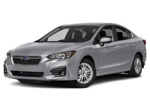 2018 Subaru Impreza for sale in Hadley MA