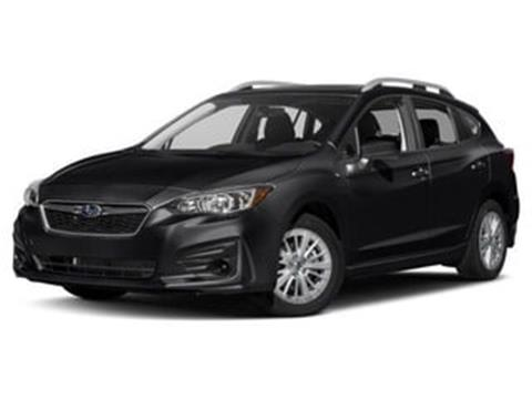 2018 Subaru Impreza for sale in Hadley MA