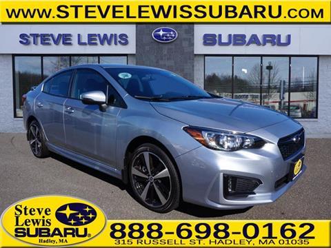 2017 Subaru Impreza for sale in Hadley, MA