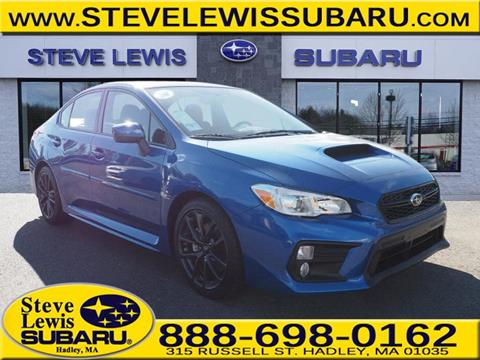 2018 Subaru WRX for sale in Hadley, MA
