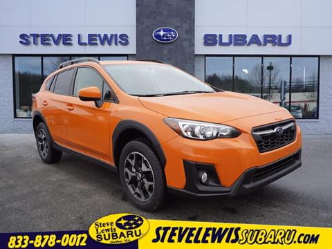 2018 Subaru Crosstrek for sale in Hadley, MA