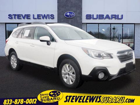 2018 Subaru Outback for sale in Hadley, MA