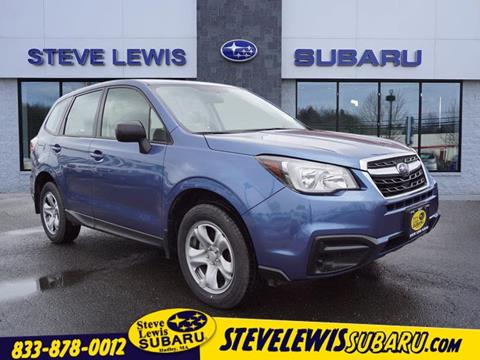 2018 Subaru Forester for sale in Hadley, MA