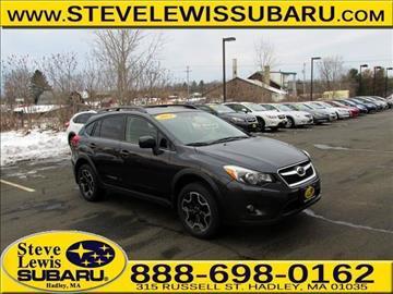2014 Subaru XV Crosstrek for sale in Hadley, MA