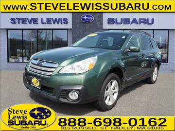 2013 Subaru Outback for sale in Hadley, MA