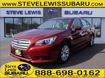 2017 Subaru Legacy for sale in Hadley, MA