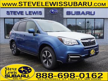 2017 Subaru Forester for sale in Hadley, MA