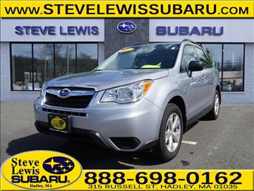 2016 Subaru Forester for sale in Hadley, MA