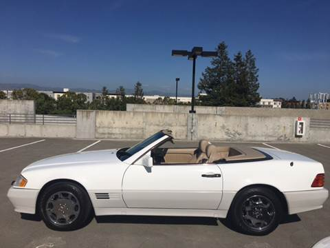 1995 Mercedes-Benz SL-Class for sale at Car Time Inc in San Jose CA