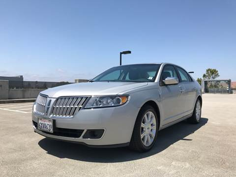 2010 Lincoln MKZ for sale at Car Time Inc in San Jose CA