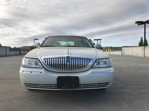 2006 Lincoln Town Car for sale at Car Time Inc in San Jose CA