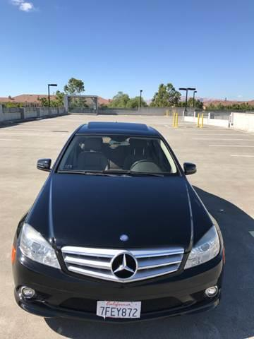 2010 Mercedes-Benz C-Class for sale at Car Time Inc in San Jose CA