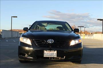 2007 Toyota Camry for sale at Car Time Inc in San Jose CA