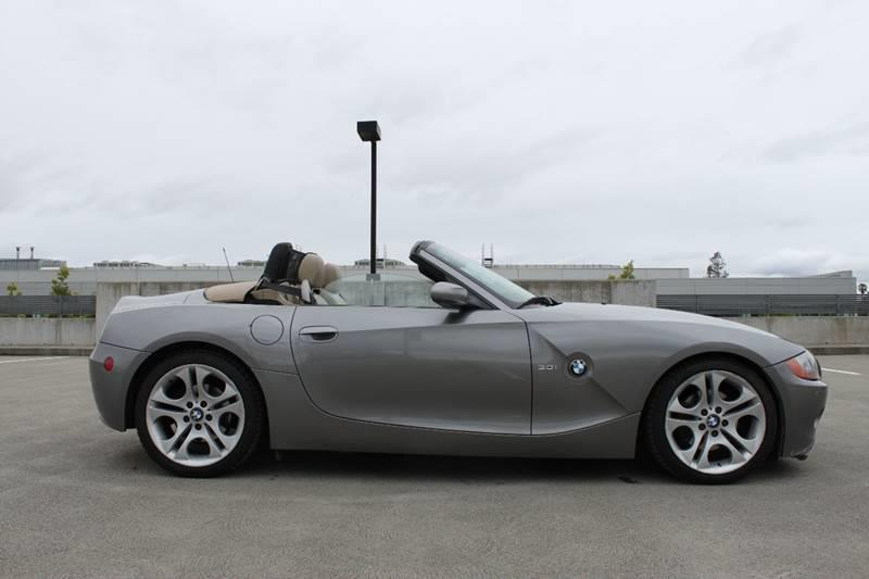 2003 BMW Z4 for sale at Car Time Inc in San Jose CA